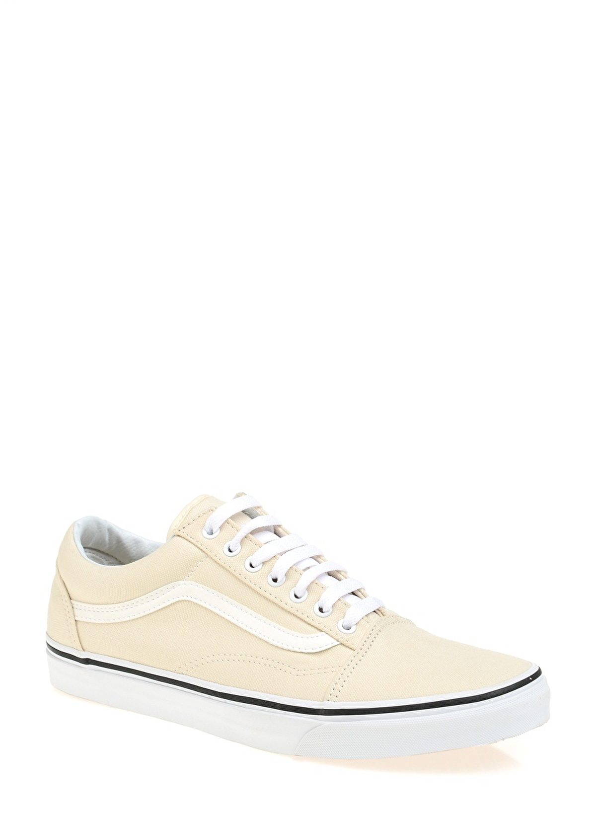 983bac5d8804d0 Vans Unisex Old Skool (Canvas) Classic White